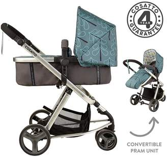 Cosatto Giggle Mix 2 in 1 Pram & Pushchair - Fjord