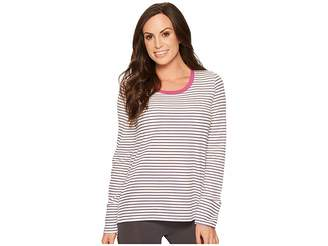 Jockey Thermal Long Sleeve Top Women's Pajama
