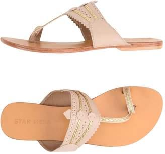 Yumi STAR Toe strap sandals