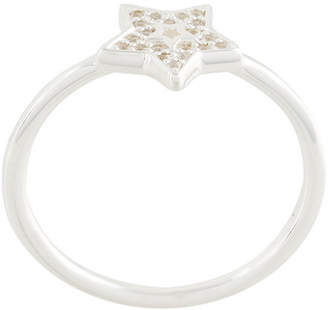Astley Clarke mini star ring