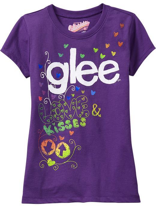 Old Navy Girls Glee™ Graphic Tees