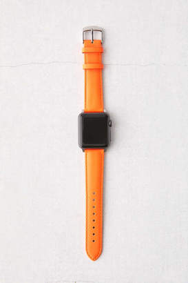 Casetify Neon Orange Apple Watch Strap
