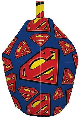 Superman Logo Beanbag