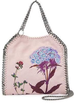 Stella McCartney Falabella Mini Embroidered Tote Bag
