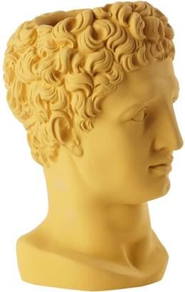 Hermes SOPHIA-ENJOY THINKING Head Vase Saffron
