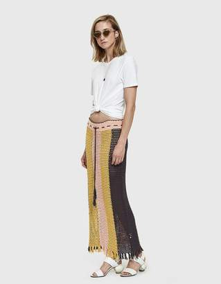 Figue Farrow Crochet Skirt