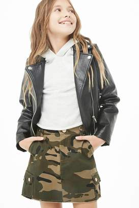 5069157637 Forever 21 Skirts & Skorts For Girls - ShopStyle Canada