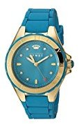 Juicy Couture Women's 1901414 Rio Analog Display Japanese Quartz Green Watch $92 thestylecure.com