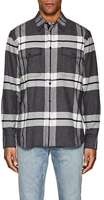 Rag & Bone Men's Jack Plaid Cotton Flannel Overshirt