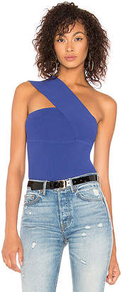 Autumn Cashmere One Shoulder Tube Top