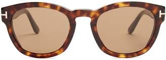 Tom Ford Bryan square-frame sunglasses