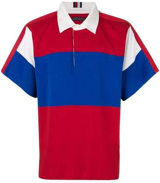Tommy Hilfiger oversized rugby polo