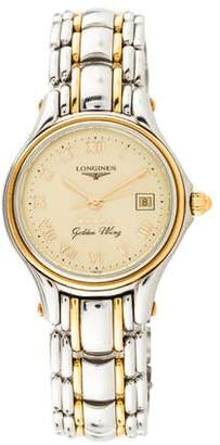 Longines Golden Wing Watch
