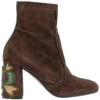 Maliparmi Heeled Booties Shoes Women