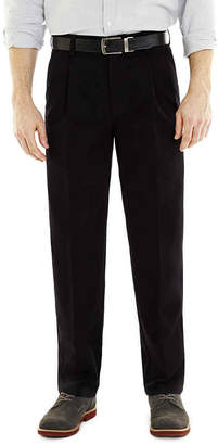 ST. JOHN'S BAY Worry Free Pleated Pants
