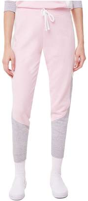 Colorblock Terry Pant