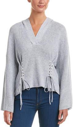 BCBGMAXAZRIA Hooded Pullover