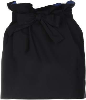 MAISON KITSUNÉ Mini skirts - Item 35390654HK