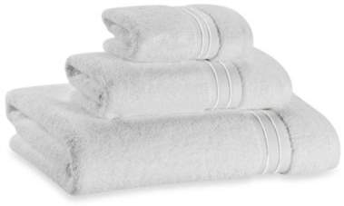 Hotel Micro-Cotton Fingertip Towel in White