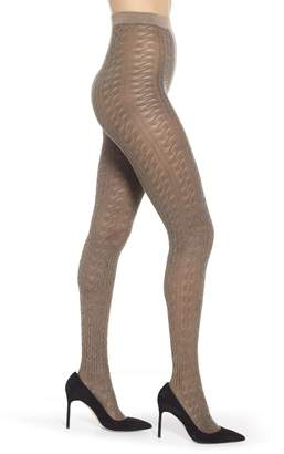 Nordstrom Open Knit Tights