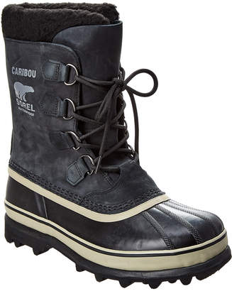 Sorel Caribou Waterproof Suede Boot