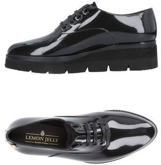 LEMON JELLY Lace-up shoe