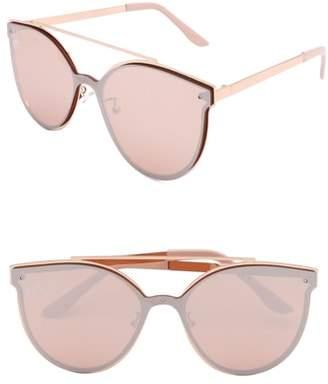 Matisse NEM 55mm Cat Eye Sunglasses