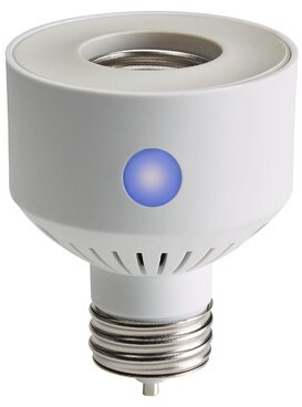 NSI Industries Indoor Standard Wi-Fi Screw-Based Lighting Socket Timer NSI Industries