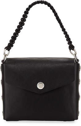 Rag & Bone Atlas Leather Chain-Strap Shoulder Bag