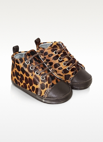 Dolce & Gabbana Animal Print Ankle Boot
