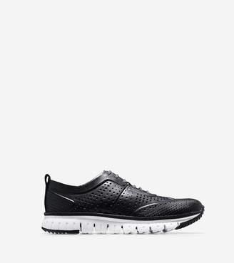 Cole Haan Men's ZERGRAND Perforated Sneaker