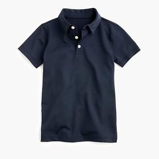J.Crew Boys' short-sleeve tech polo shirt