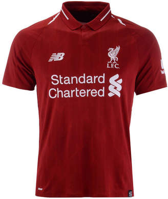 New Balance Men's Liverpool Fc Club Team Home Stadium Jersey
