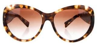 Michael Kors Tortoiseshell Gradient Sunglasses