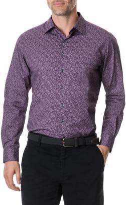 Rodd & Gunn Scotland Street Regular Fit Floral Sport Shirt