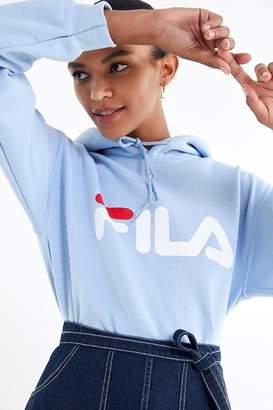 Fila UO Exclusive Logo Hoodie Sweatshirt