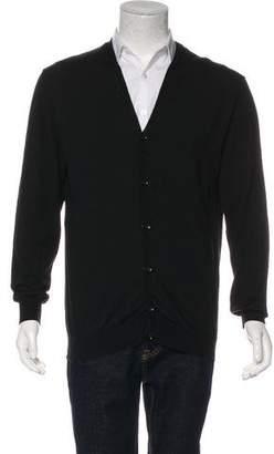 Valentino Wool & Cashmere Cardigan
