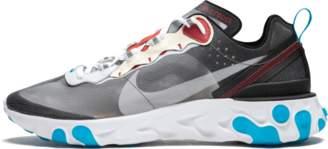 Nike React Element 87 'Dark Grey' - Dark Grey Pure Platinum Photo
