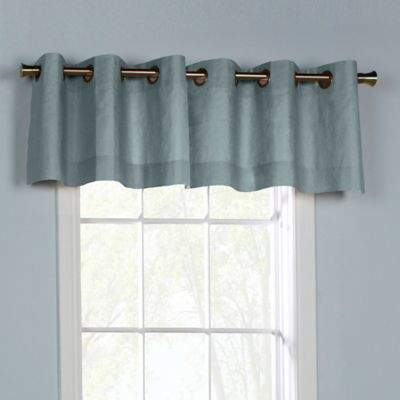 Weathermate Window Valance in Teal
