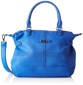 Le Temps Des Cerises Women's Loopita Ltc4d5m Top-Handle Bag blue