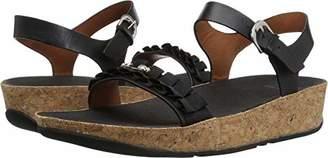 FitFlop Women's Ruffle Back-Strap Sandal