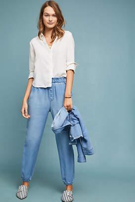 Cloth & Stone Jetsetter Chambray Pants