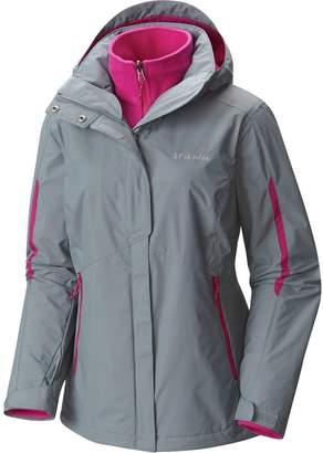 Columbia Bugaboo Interchange Hooded Jacket - Women's