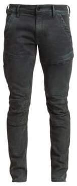 G Star Rackam Seamed Skinny Jeans