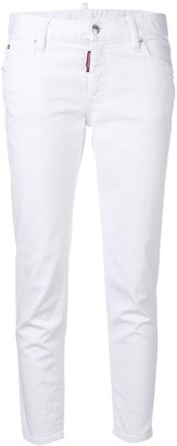 DSQUARED2 regular slim fit trousers