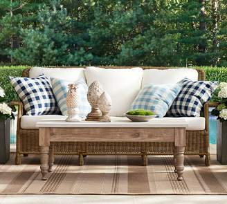 Pottery Barn Sofa Frame & Cushion