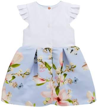 9a2dfd9e3 Ted Baker Toddler Girls Harmony Mockable Dress - Light Blue