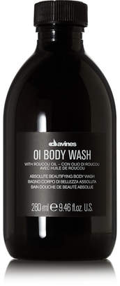 Davines Oi Body Wash, 280ml - one size