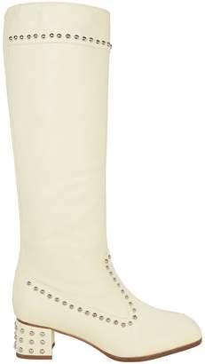 Maryam Nassir Zadeh Kiki Studded Boots