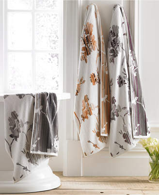 Kassatex Bath Towels, Fiore Collection